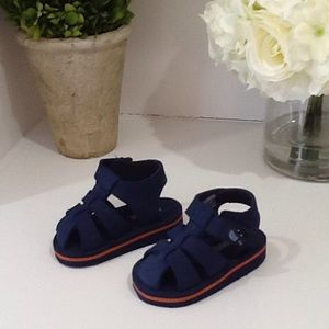 Gymboree sandals for baby boy